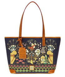 Nwt Disney Parks Dooney And Bourke Fantasia 80th Anniversary Sorcerer Mickey Tote