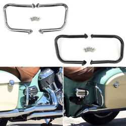 Rear Highway Crash Bars Fit For Indian Chief Chieftain Roadmaster 2014-2020