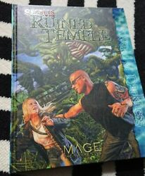 Mage The Awakening 1st Edition - Secrets Of The Ruined Temple