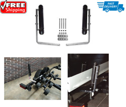 Extreme Max 3005.2181 Roller Trailer Guide-on Pair