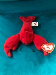 Vintage Mcdonalds Pinchers Beanie Baby 1993 With Tag Good Condition