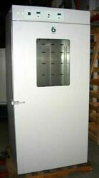 Bellco Bg-927 Forced-air Co2 Upright Incubator With Shelves In Wooden Crate