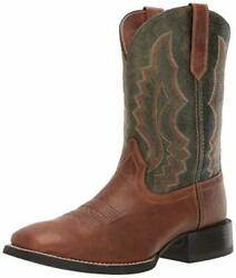 Ariat Menand039s Sport Riggin Western Boot - Choose Sz/color