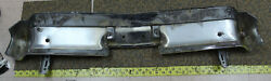 Used Oem Gm Chrome Rear Bumper With Guards 1971 Buick Electra 1237511 B170