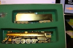 Ho Scale Overland Models Brass Reading T-1 4-8-4 Omi 1474 New In Original Box