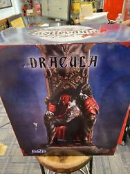 Dracula Statue From First 4 Figures Castlevania Lords Of Shadow 2 Brand New