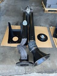 2 Clarcor Industrial Uas Fume And Dust Extraction Arm