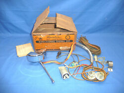 Nos Vintage Accessory 1949-50 Ford Self-canceling Directional Turn Signal Kit