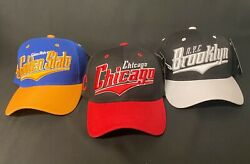 Leader Of The Game Nba Basketball Caps - Multiple Teams