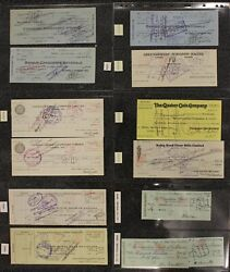 Canada Revenue Excise Tax Meter Stamp Collection