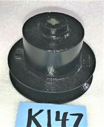 Used Oem ... And03953 - 68 Triumph Tr2 - Tr4a Water Pump Pulley  K147