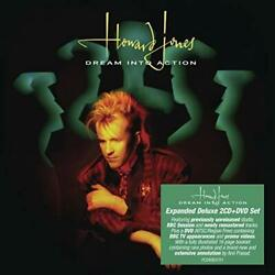 Jones Howard-dream Into Action Expanded Deluxe 2cd/1dvd Digipak Edition Cd New