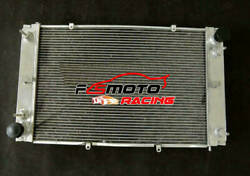 5 Row Aluminum Radiator For Porsche 928 With 2 Oil Coolers Newly-improved