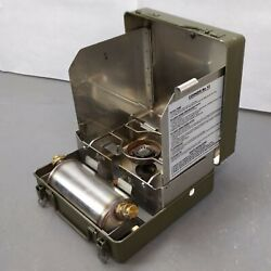 British Army - Military - Mod - No 12 Diesel Cooker Stove - Camping - Fishing