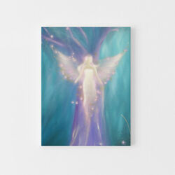 Guardian Angel Canvas Prints Itand039s In Yourself - Spiritual Wall Decor Pictures