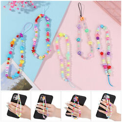 Case Hanging Cord Mobile Phone Strap Lanyard Soft Pottery Rope Phone Chain