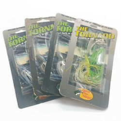 1970and039s Discontinued Bass Pro Tornado Vintage Spinnerbait Buzzbait New In Package