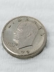 Vintage Miniaturized Tiny Novelty Eisenhower Dollar And Lincoln Penny Coins