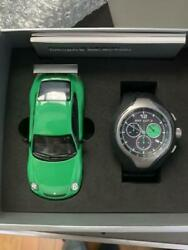 Porsche Drivers Selection Limited Edition 459/911 Men's Watch Rare New