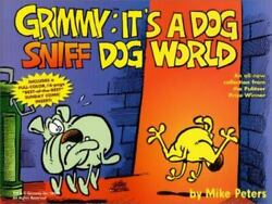 Grimmy It's A Dog Sniff Dog World [mother Goose And Grimm]