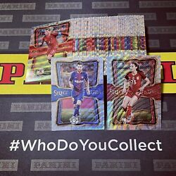 2017-18 Panini Select In The Clutch Complete Set Ic1-40 Lionel Messi Ronaldo