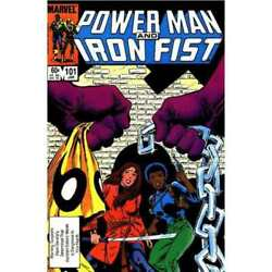 Power Man 101 In Very Fine Minus Condition. Marvel Comics [zf]