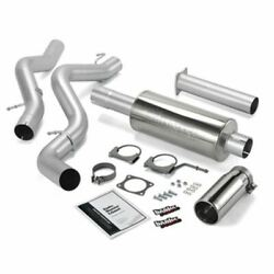Banks Power 48629 Exhaust System For 2001-2004 Gm 6.6l Duramax