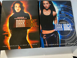Dark Angel - The Complete First And Second Seasons Dvd Used