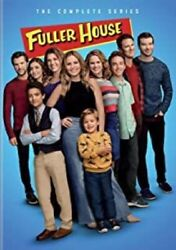Fuller House Season 1 2 3 4 5 The Complete Series Candace Cameron Bure New Dvd