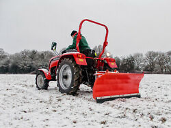 Wsp150 - Winton Hydraulic Scraper And Snow Blade 1.5m - For Compact Tractors