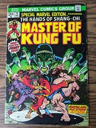 Special Marvel Edition 15 - 1st Appearance Shang-chi The Master Of Kung-fu