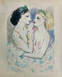 Bal Des Petits Lits Blancs Rare Book 1934 Movie Stars Jean Harlow / And Artists