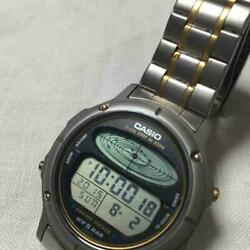 Casio Cosmo Phase 20 Years Ago Maniac Watch Menand039s Watch