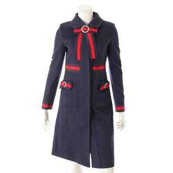 Web Detail Single Coat 475970zhw03 Navy 36 Secondhand Appraised No.2095