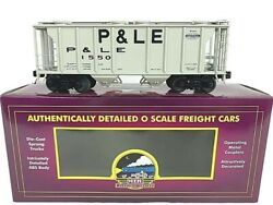 ✅mth Premier Pittsburgh Lake Erie Ps-2 Covered Hopper Car 20-97263 O Scale Pandle