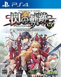 Japan The Legend Of Heroes Trails Of Cold Steel I Kai - Ps4 Video Game