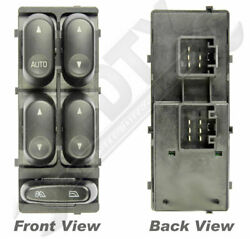 Apdty 012425 Power Window Switch - Front Left 5 Button