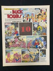 Buck Rogers 10- Sunday Pages No. 109-120 - Large Color Reprints