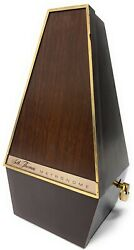 Vintage Seth Thomas Metronome Conductor Model E899-575 Iss-2 Made In Usa