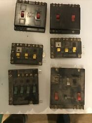 7 - Atlas Multiple Switch Controllers Lot 225 N Or Ho