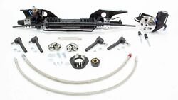 Unister Perf Products 8010830-01 Power Rack And Pinion Fits 67-70 Ford Mustang