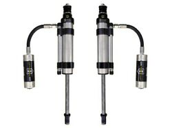 Icon For 2005-up Tacoma 0-1.5 Lift Rear 2.5 Omega Remote Reservoir Shock Pair