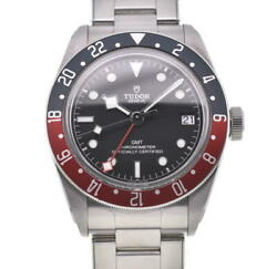 Tudor Heritage Black Bay 79830rb Stainless Steel Automatic Menand039s Watch N103974