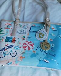 Spartina449: Myrtle Beach Small Tote $108.00