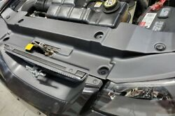 Jlt 99-04 Ford Mustang Black Textured Radiator Support Cover