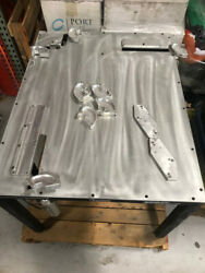 Newman Roller Master Stretching Table And Newman Roller Frames
