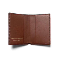 Wallet Luxury Business Card Holder Comme Des Garcons Unused Made In Spain D4928