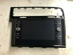 Vw Composition Media Mib2 Unit With 8in Screen Unlocked Nar 3q0035844b