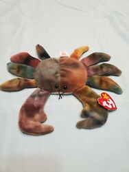 Ty Beanie Baby Claude The Crab