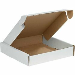 Boxes Fast Bfmfl10102 Deluxe Literature Cardboard Mailers 10 X 10 X 2 Inches ...